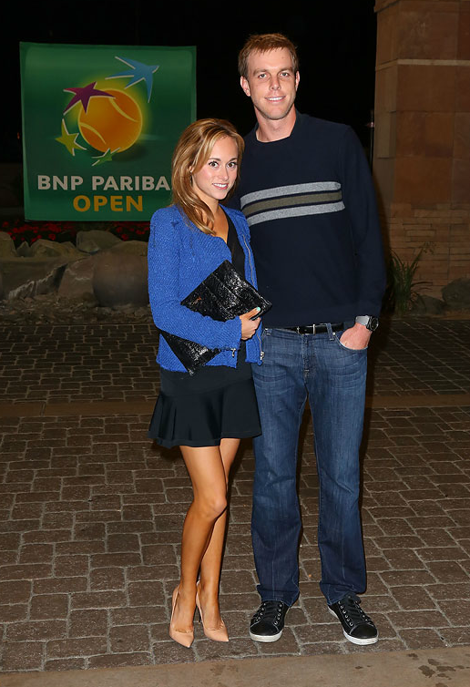 Sam Querry's Girlfriend | Photo Source: Getty Images