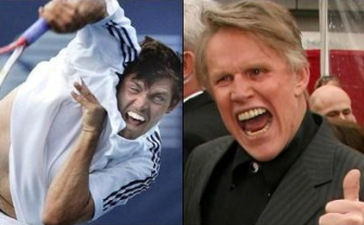 Taylor Dent | Gary Busey