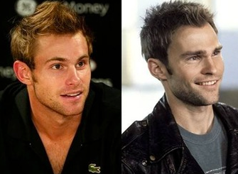 Andy Roddick | Seann William Scott