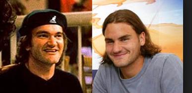 Quentin Tarantino | Roger Federer
