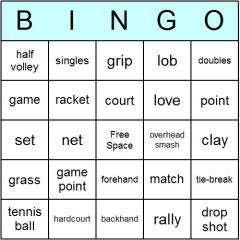 Tennis_Bingo_Cards