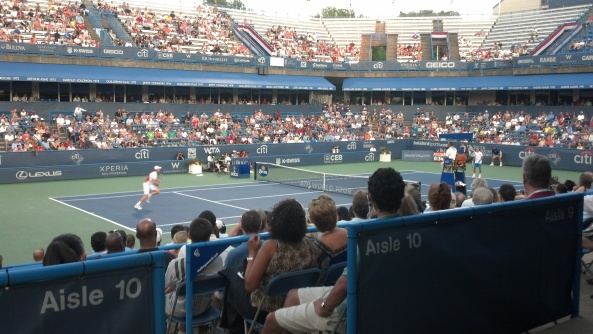 The Citi Open at the William H.G. Fitzgerald Tennis Center