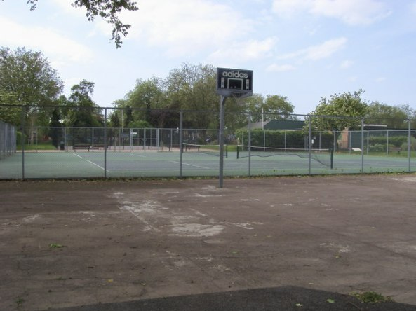 British public tennis courts