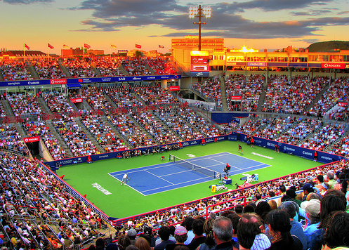 The Rogers Cup, Montreal