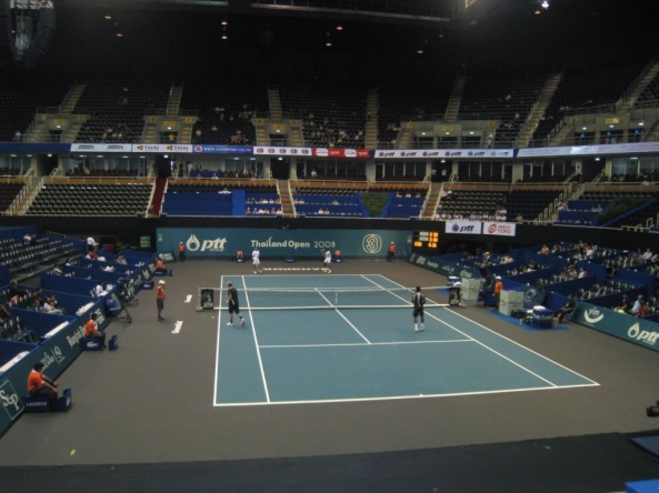 Thailand Open stadium compressed