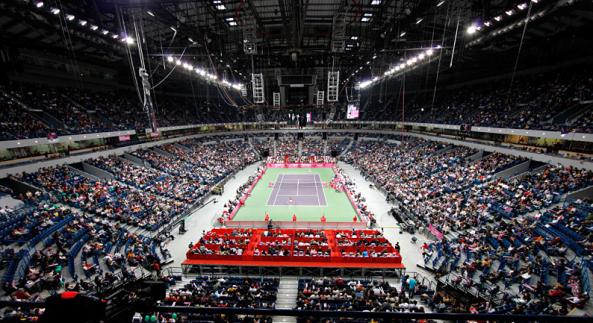 The Belgrade Arena, Serbia