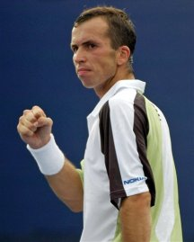 Stepanek on a Mission