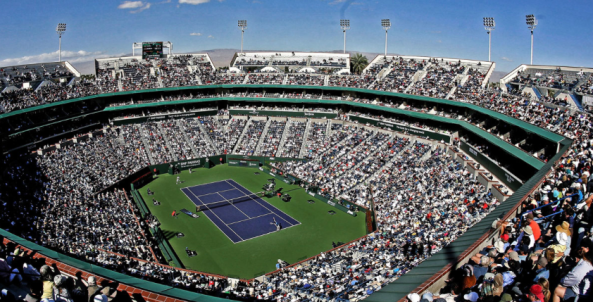 BNP Paribas Open, Indian Wells, CA