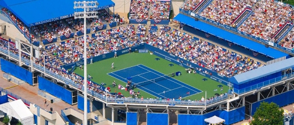 the William H.G. Fitzgerald Tennis Cente