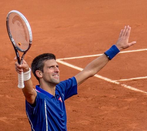 """""""Novak Djokovic"""" (CC BY-SA 2.0) by y.caradec"""